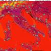 Cambiamenti climatici: l'Italia si scalda il doppio rispetto al resto del Pianeta