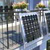 Ri-ambientando lancia il pannello fotovoltaico da balcone con porta fiori
