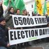 Election Day contro le trivelle: raccolte 65.000 firme in pochi giorni