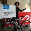 M'illumino di meno 2016: la bicicletta candidata al Nobel per la Pace