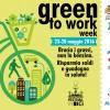 """Al lavoro senz'auto. Favini e altre aziende bassanesi promuovono la """"Green to Work Week"""""""