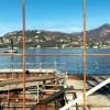 """La rivolta del Lago di Como contro il """"piccolo Mose"""": otto anni di cantiere senza panorama"""