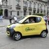 """Mai provata un'auto a emissioni zero? A Milano il """"Battesimo elettrico"""" di Share'ngo"""