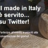 "ItalyFoodWeek: la settimana di Twitter e Mipaaf si chiude con l'hashatg ""ciboesalute"""