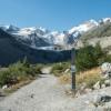 Con AIGAE sul sentiero del Morteratsch, il ghiacciaio simbolo che perde 200 metri ogni decennio