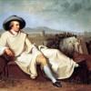"""Il """"grand tour"""" di Goethe 231 anni dopo, nelle gambe di una donna"""