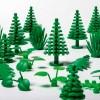 LEGO verso le bioplastiche. I nuovi elementi botanici saranno in polietilene vegetale