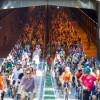 Bike Pride e Brompton sfilano per Torino a favore del ciclismo urbano