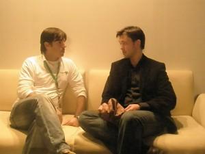 Andrea Gandiglio intervista il regista John Webster