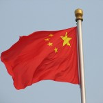 Chinese Flag, courtesy of Philip Jagenstedt (Flickr)
