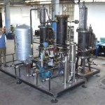 Industrial Linear PlasmaArcFlow Recycler
