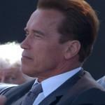 Il Governatore della California A. Schwarzenegger