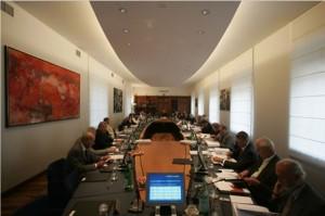 Sala riunioni CRT, Courtesy of Fondazione CRT