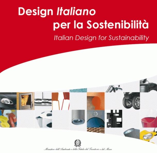 Design italiano per la sostenibilit for Design italiano