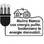 Logo Mulino Bianco-Enel