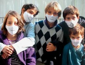 Nicus Lucà, Kinder Antismog, 2009, Installazione, Courtesy of the artist