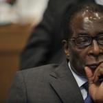 Robert Mugabe, Courtesy of Wikimedia commons.