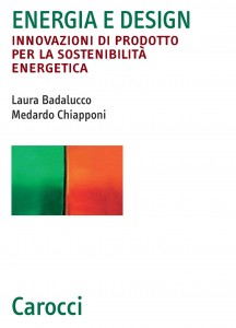 Energia e Design, Courtesy of Carocci Editore