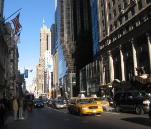 New York, 5th Avenue
