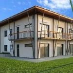L'edificio di Roletto (TO) certificato Casa Clima Classe A
