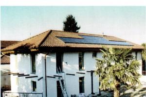 L'immobile in ristrutturazione a San Secondo di Pinerolo (TO), Classe A+