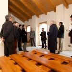 Visita al Cantiere di San Secondo di Pinerolo (TO)