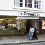 Il Green Café di Totnes, Copyright Greenews.info