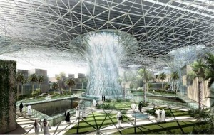 Masdar City courtesy of Commoncurrent.com