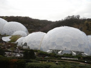 The Eden Project, St. Austell, Copyright Greenews.info