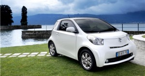 Toyota-IQ, Eco Top Ten 2009, Courtesy of Legambiente