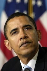 Barack Obama, Photo of Shepard Fairey, Courtesy of Doobybrain.com