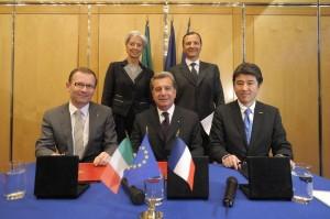 Accordo Alleanza Renault Nissan Enel Endesa; Courtesy of ufficio stampa renault