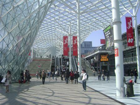 Salone del mobile 2010 le sedie che crescono sugli alberi for Eventi fiera del mobile milano