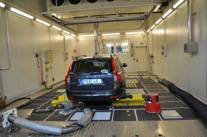 Una sala test del JRC,Courtesy of Joint Research Centre UE