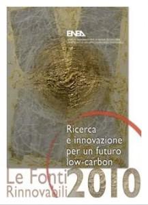 Le fonti rinnovabili 2010, Courtesy of enea.it