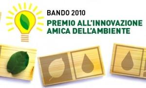Premio all'innnovazione amica dell'ambiente, Courtesy of Legambiente