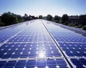 Un impianto fotovoltaico, Courtesy of John Maynard