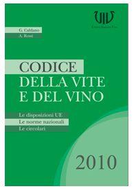 Codice della vite e del vino