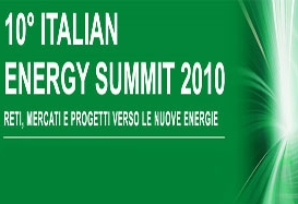 10 Italian Energy Summit 2010
