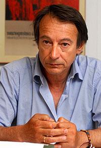 Riccardo Iacona, Courtesy of claudiocaprara.ir