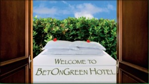 BetOnGreen Hotel, Courtesy of Betongreenhotel.com