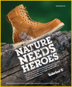Campagna Timberland Earthkeepers 2 0
