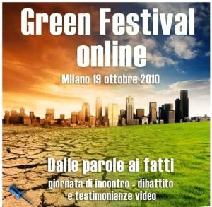 GreenFestivalOnLine
