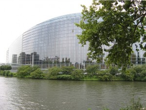 Parlamento Europeo, Courtesy of Poluz, Flickr.com