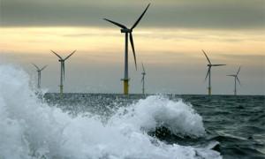 impianto eolico off-shore, Courtesy of ecologiae.com