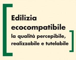 Edilizia ecocompatibile