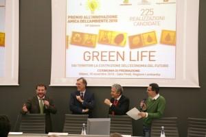 Premio all'innnovazione amica dell'ambiente 2010