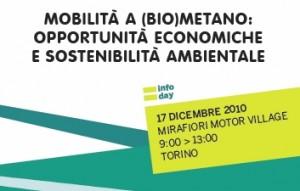 Mobilità a biometano