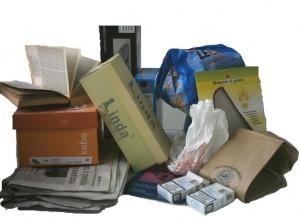 carta rifiuti