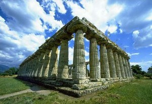paestum, courtesy of giornaledelcilento.it